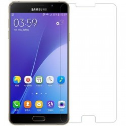 Folie de sticla securizata, protectie, Samsung Galaxy A7, 0.33mm, 9H