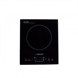 Plita inductie, 2000W, 230V, 4 functii, LCD, panou control, Esperanza, negru