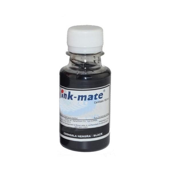 Cerneala Refil Black (negru) Pentru Imprimante Lexmark Cantitate: 100 Ml