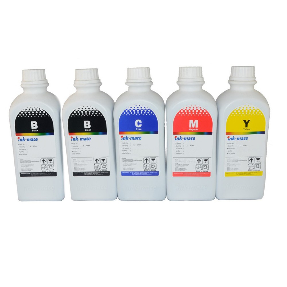 Cerneala Dye Plotter Epson Stylus Pro 7700  9700  Cantitate 1litru Culoare: Matte Black