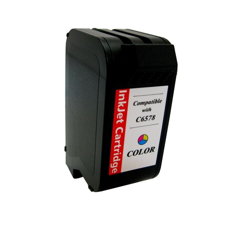 Cartus C6578AE color compatil HP 78 remanufacturat