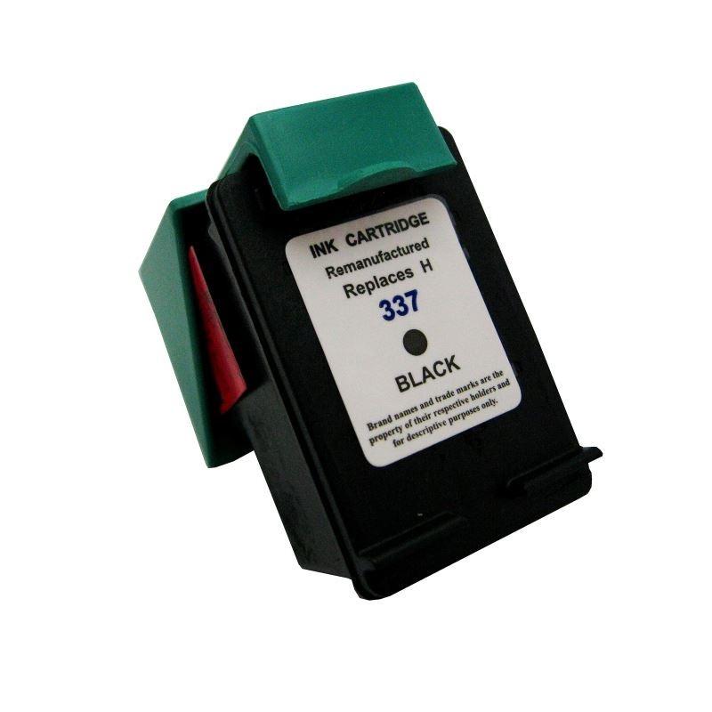 Cartus compatibil remanufacturat HP 337 pentru HP C9364EE, Black