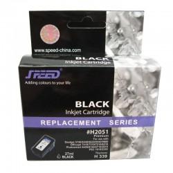 Cartus compatibil Black (negru) HP-339 C8767