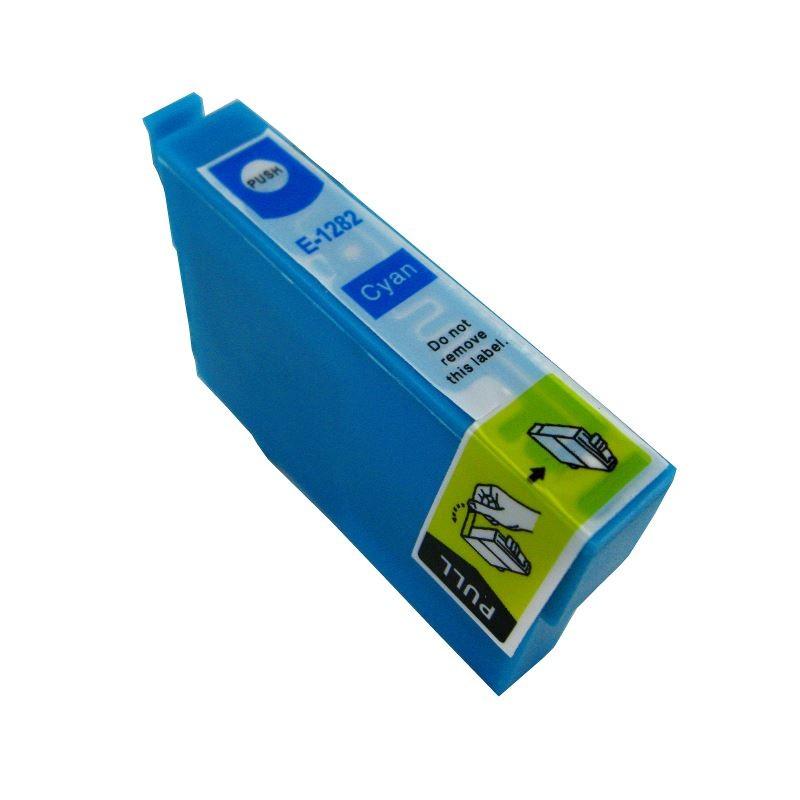 Cartus Compatibil Epson Stylus S22  Sx125  Bx305 Culoare: Cyan