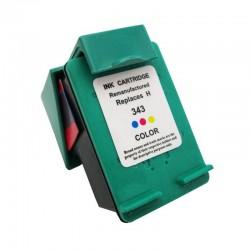 Cartus color compatibil pentru  HP 343