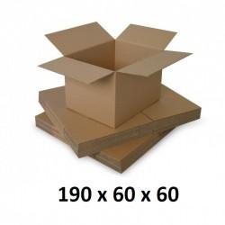 Cutie carton 190 x 60 x 60