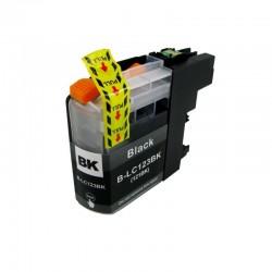 Cartus compatibil LC123BK Black pentru imprimante inkjet Brother