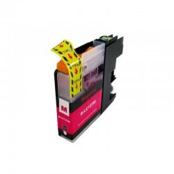 Cartus compatibil LC123M Magenta pentru imprimante inkjet Brother