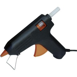 Mini pistol de lipit cu silicon, 30W, diametru 7 mm