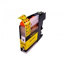 Cartus compatibil LC123Y Yellow pentru imprimante inkjet Brother