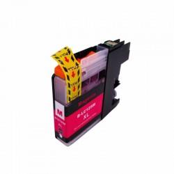 Cartus compatibil LC125XLM XL Magenta pentru imprimante inkjet Brother