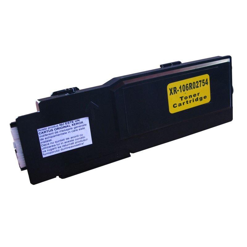 Cartus Compatibil Toner 106r02755  106r02752  106r02753  106r02754  Xerox Culoare: Yellow