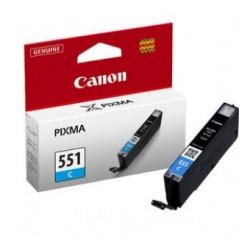Cartus original Canon CLI-551 Cyan CLI-551C