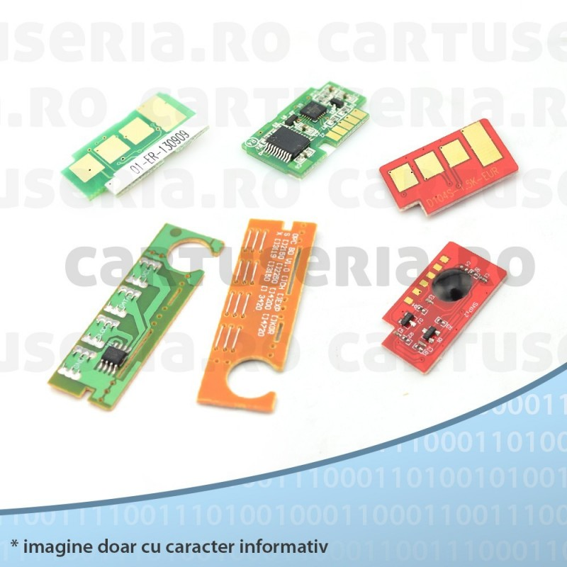 Chip SCC BK/C/M/Y compatibil Lexmark CX310