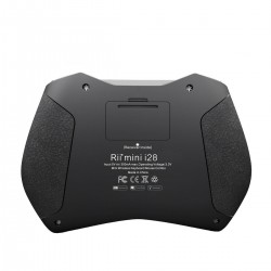Mini tastatura wireless iluminata cu funtie de airmouse, Riitek  i28