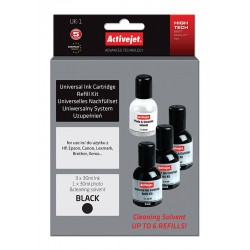 Kit universal de refill Black