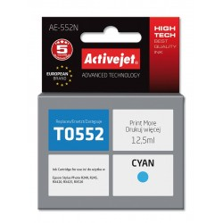 Cartus AC-T0552 cyan compatibil Epson C13T055240