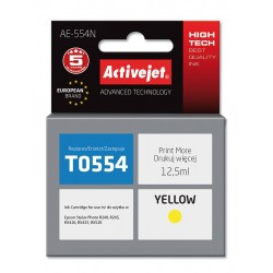 Cartus AC-T0554 yellow compatibil Epson C13T055440