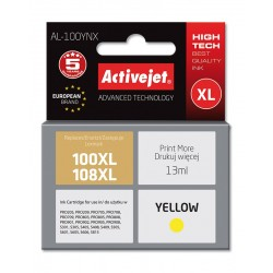 Cartus compatibil AC-100XL AC-108XL pentru 14N1071E Yellow