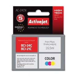 Cartus compatibil AC-BCI-24C color pentru imprimante Canon