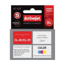 Cartus compatibil AC-CL41 AC-CL51 negru pentru Canon