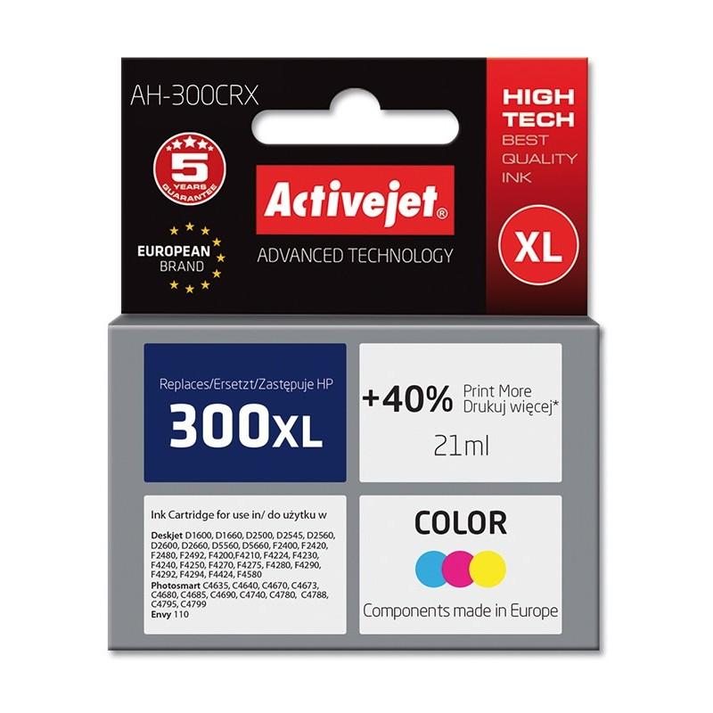 Cartus compatibil AC-HP-300XL color HP CC644EE