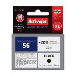 Cartus compatibil AC-C6656 AC-HP-56 black pentru HP