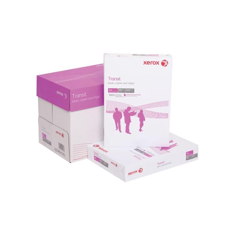 Hartie imprimanta si copiator XEROX Transit A4 80 gr/mp