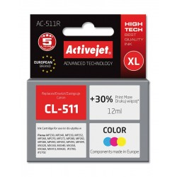 Cartus compatibil AC-CL-511 color Canon CL511