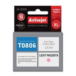 Cartus compatibil AC-T0806 light magenta Epson C13T08064010