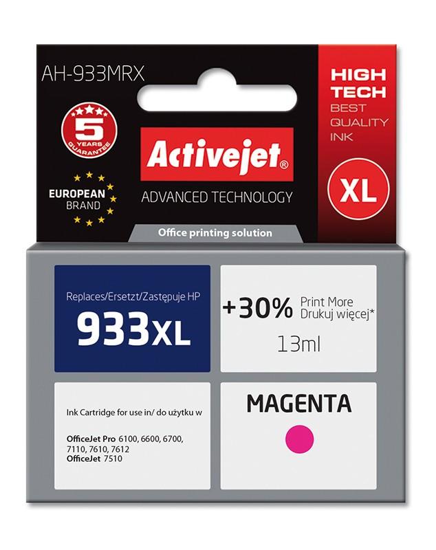 Cartus Ac-933 Xl Compabil Hp Cn055ae Magenta
