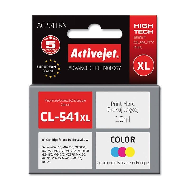 Cartus compatibil Canon CL-541 XL Color Activejet