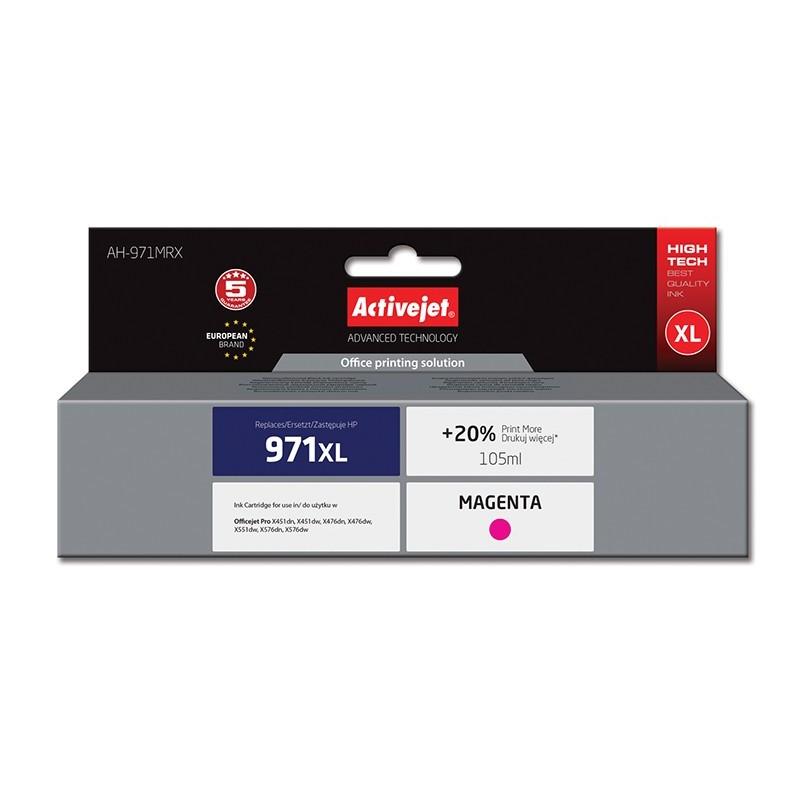 Cartus HP971 XL Magenta compatibil CN627AE
