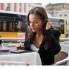 Ebook Kobo Aura reader, ecran 6 inch Carta E Ink touch, Negru