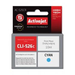 Cartus compatibil AC-CLI-526C Cyan Canon CLI526C