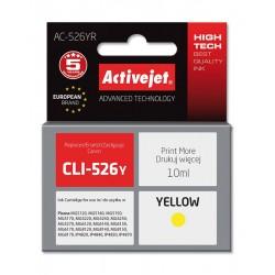 Cartus compatibil AC-CLI-526Y yellow Canon CLI526Y