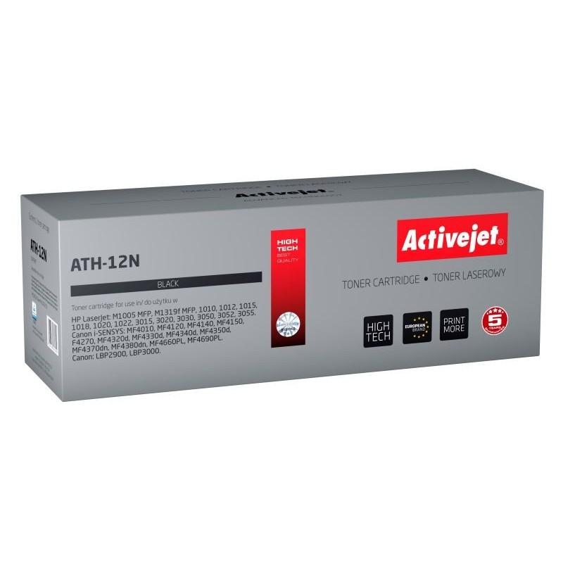 Toner COMPATIBIL HP Q2612A 12A ActiveJet