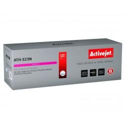 Toner compatibil AC-CE323A 128A magenta pentru HP