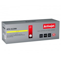 Toner compatibil CE412A Yellow HP 305A