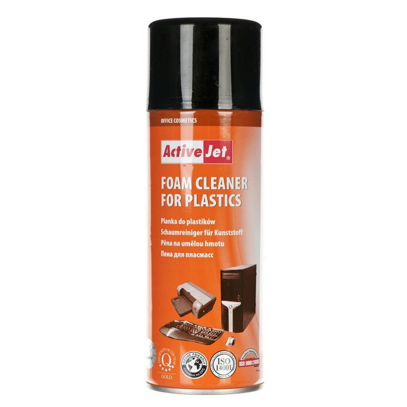 Spuma de curatare AOC-100 pentru materiale plastice ActiveJet