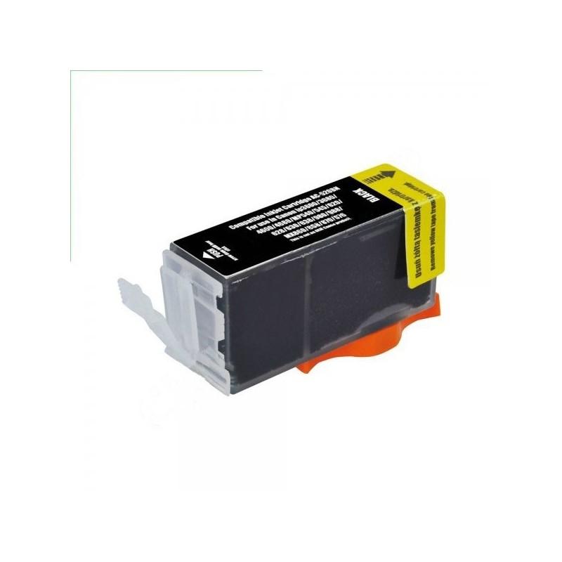 Cartus compatibil pentru Canon PGI-520Bk Black