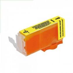Cartus compatibil pentru Canon CLI-521Y Yellow