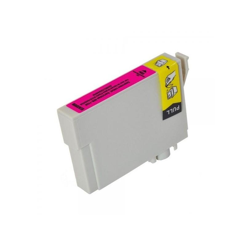 Cartus compatibil pentru Epson T0713 Magenta