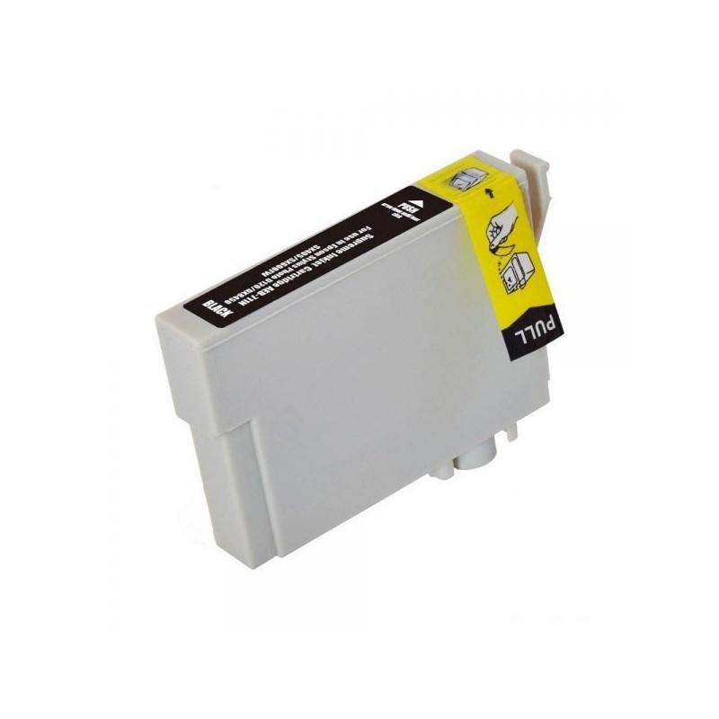 Cartus compatibil pentru Epson T0711 Black