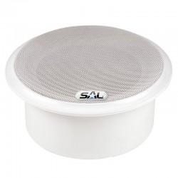 Difuzor incorporabil pentru tavan, 10W, diametru 165 mm, alb, Sal