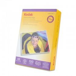 Pachet 100 coli hartie foto Kodak Premium 10x15mm 230g