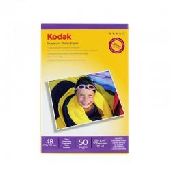 Pachet 50 coli hartie FOTO 230g Kodak 4R High Glossy