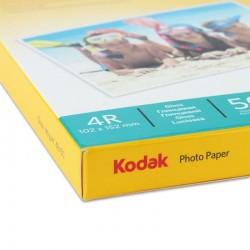 Hartie FOTO Kodak 4R 180g High Glossy 50 coli