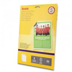 Hartie Kodak A4 Magnetica Gloss 690g pachet 5 coli