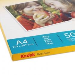 Hartie FOTO Kodak A4 180g Mata 50 coli